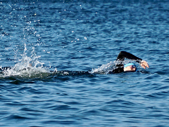 Gara di nuoto Dritti all'isola - Associazione Dei dell'acqua Onlus