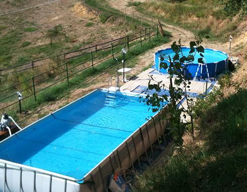 piscina idroterapia Associazione Dei dell'acqua onlus