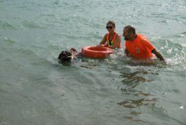Dei dell'acqua, testimonianza di Bea e Alessio Associazione Dei dell'acqua Onlus