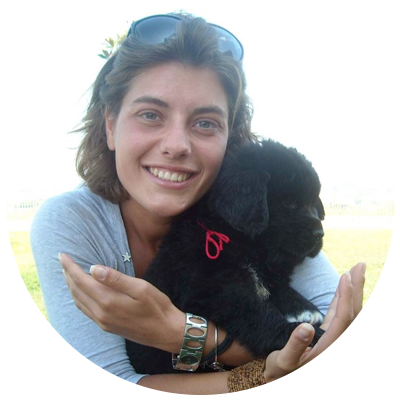 """Emanuela Gizzarelli PRESIDENTE ASSOCIAZIONE """"DEI DELL'ACQUA"""" ABRUZZO MOLISE ONLUS"""