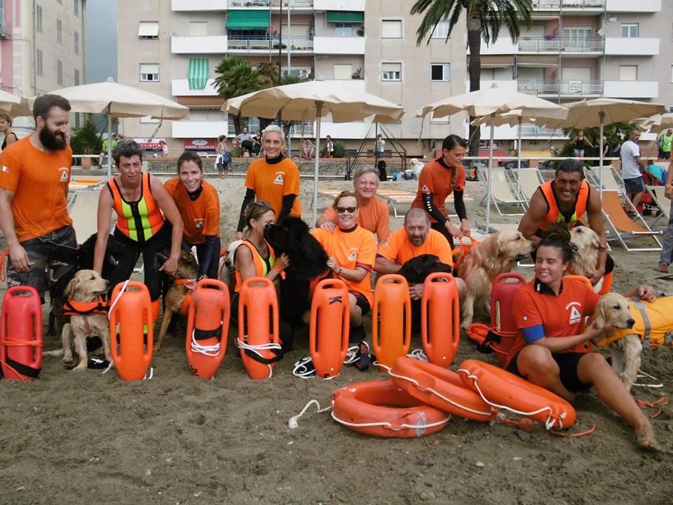 Associazione Dei dell'acqua Onlus foto di Gruppo salvataggio