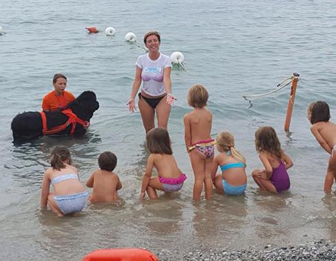 zooantropologia didattica - Associazione Dei dell'acqua onlus